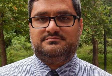 Picture of Epidemiology Professor Mark Hart