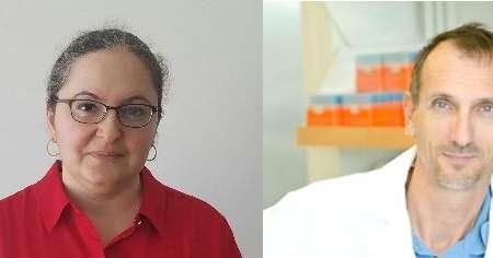 Drs. Yaghjyan and Mai