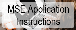 MSE Application Instructions
