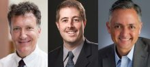 Drs. Cook, Leeman, and Lucero