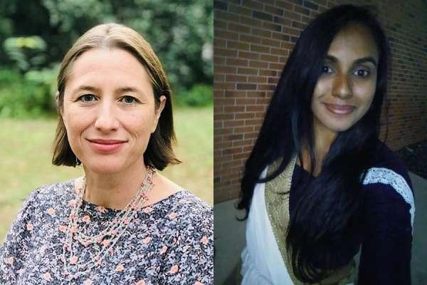 Ms. Jerne Shapiro and Ms. Akemi Wijayabahu