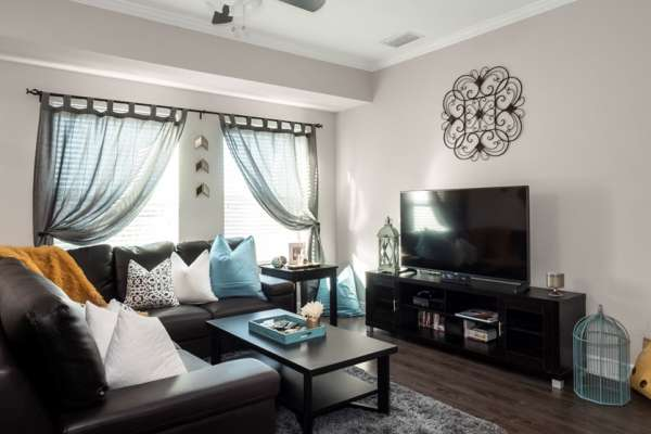 Furnished apartment in Gainesville