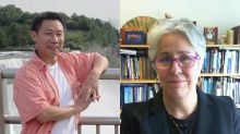 Drs. Xinguang (Jim) Chen and Catherine Striley